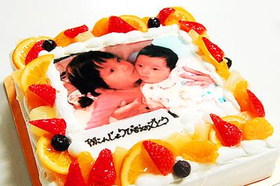 世界に一つだけ♪オリジナルのバースデーケーキでお祝いしたい!