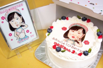 もらって嬉しい誕生日ケーキってどんなもの?