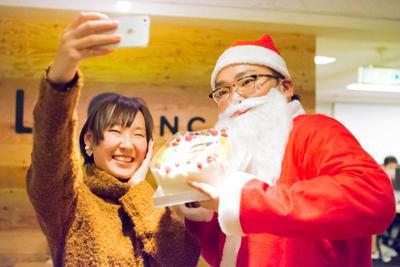 【株式会社LIGさま】社内イベント「中村屋」で写真ケーキが活躍?!