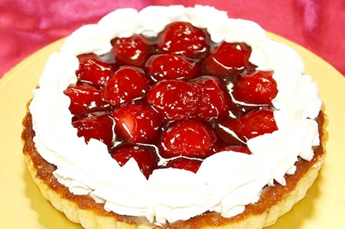 ケーキ工房ミラベルの可愛い苺のタルトが女子会スイーツに大人気!?
