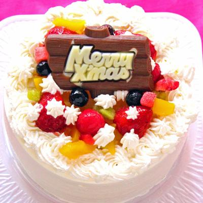クリスマスケーキでパーティーを楽しく盛り上げよう!