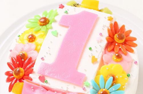 【ケーキトリビア】1歳の誕生日ってケーキ食べさせても大丈夫なの?