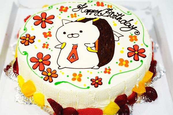 【アナザーレーン株式会社さま】公式キャラのケーキでサプライズ!