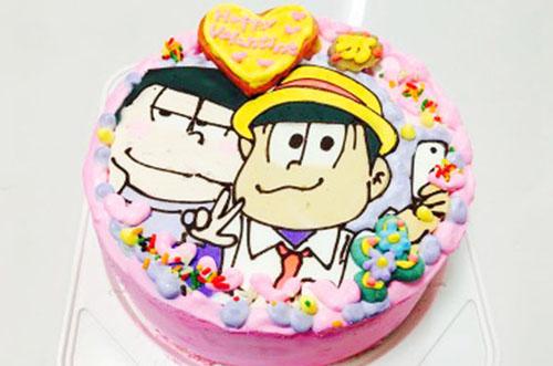 【ケーキ制作例まとめ】誕生日祝いにぴったりなキャラクターケーキ