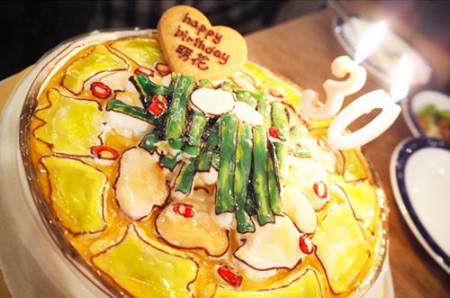 オシャレ美女♡福井仁美さんの立体ケーキでの個性派サプライズが素敵