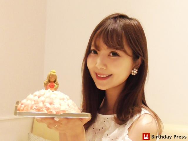 モデル・中田絵里奈さんに聞く!思い出の誕生日とケーキについて