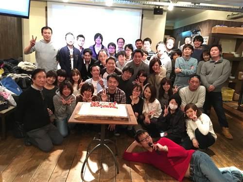 UUUM株式会社 鎌田社長の誕生日会に注目!会社一丸でのお祝いが素敵