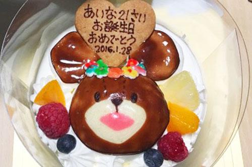 【ケーキ制作例まとめ】誕生日祝いに高クオリティな立体キャラケーキ