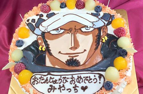 【ケーキ制作例まとめ】お急ぎ対応×高クオリティなイラストケーキ