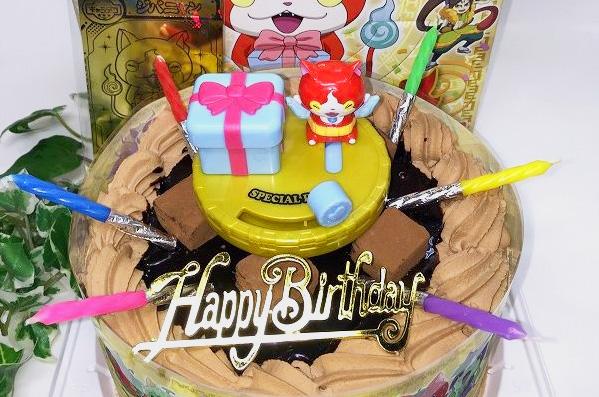 キャラデコケーキが子どもの誕生日ケーキに大人気!
