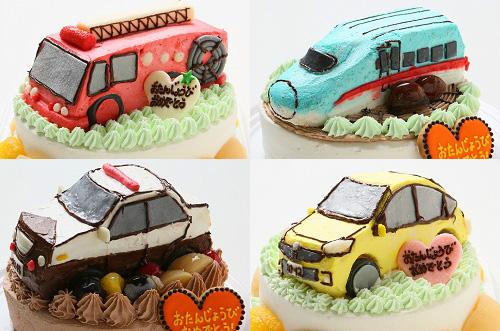 子供に人気の誕生日ケーキはどれ?男の子・女の子が喜ぶケーキ♪