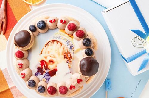 お菓子のリーフの写真ケーキのクオリティの高さは本当だった!