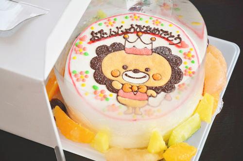 エルショコラのイラストケーキのクオリティで感動体験?!