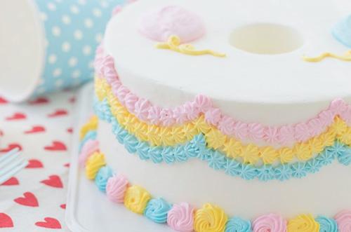 6歳の男の子・女の子への誕生日ケーキ♡子供に人気のケーキって?