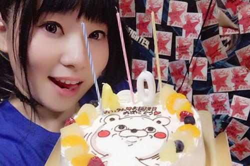 【プラネロマンさま】メンバーの生誕イベントにケーキのサプライズ♪