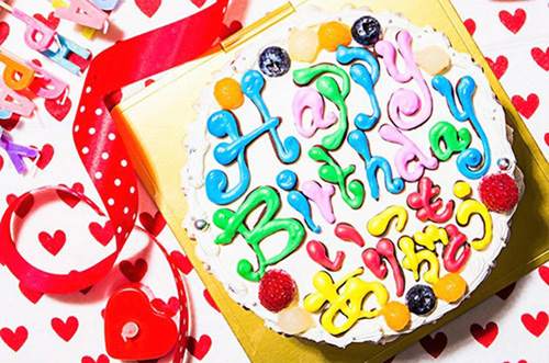 【誕生日サプライズ】斬新なバースデーケーキのプレゼントとは?
