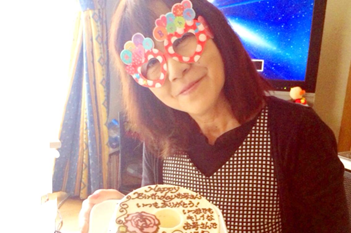 【ありがとうの声】お手紙ケーキで感動のサプライズが大成功♪