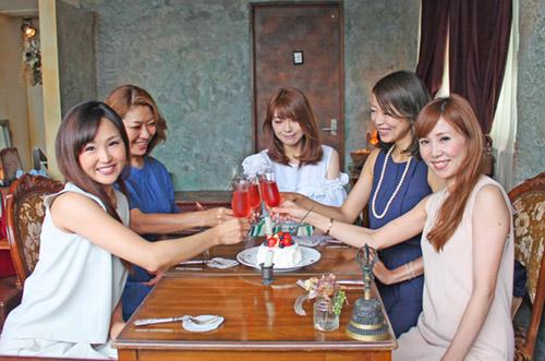 【渋谷×フレンチ】La ChouChouの写真ケーキ付き誕生日・記念日プラン