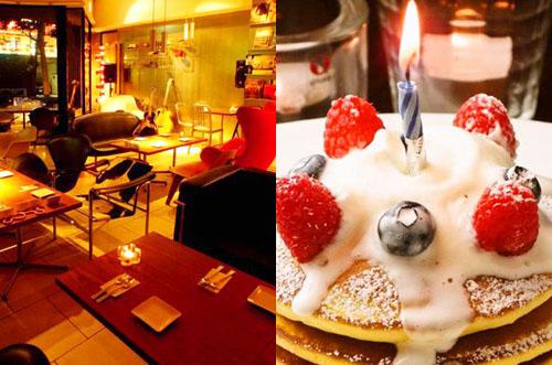 【渋谷×カフェ】オリジナルの誕生日祝いができるseat mania