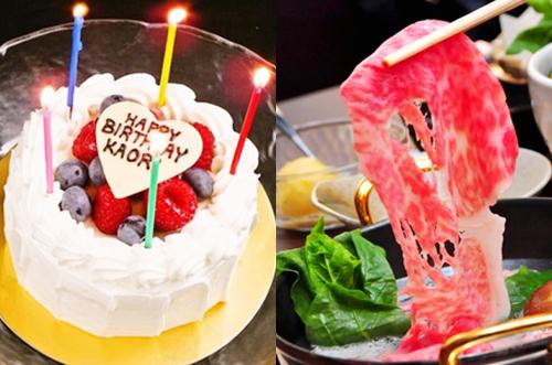 【六本木×しゃぶしゃぶ】シェイブシェイブが贈る大人の誕生日祝い