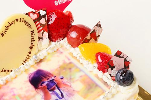 思い出の写真で世界に1つだけのプレゼント?!写真ケーキって何?