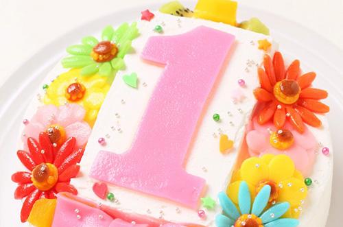 一歳の誕生日祝いにおすすめ!人気誕生日ケーキまとめ♪
