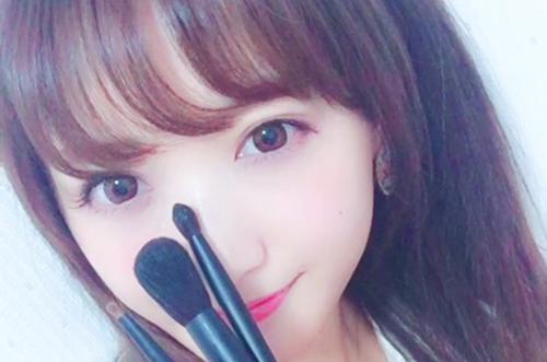 モデル・菅野結以さんが絶賛の名入れ熊野化粧筆セットが気になる♡