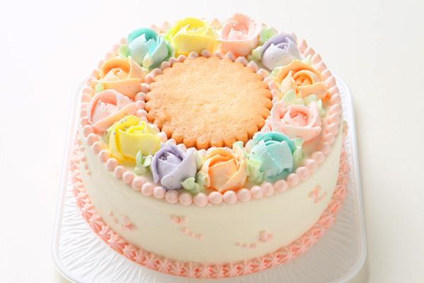 ベビーシューズケーキ 5号 15cmの画像6枚目