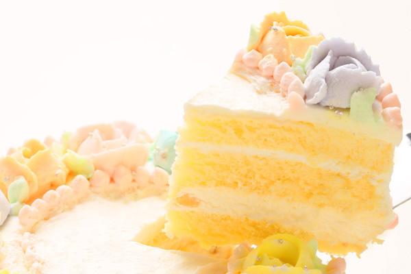 ベビーシューズケーキ 5号 15cmの画像7枚目