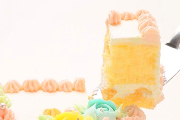 ナンバーケーキ 7号 21cmの画像3枚目