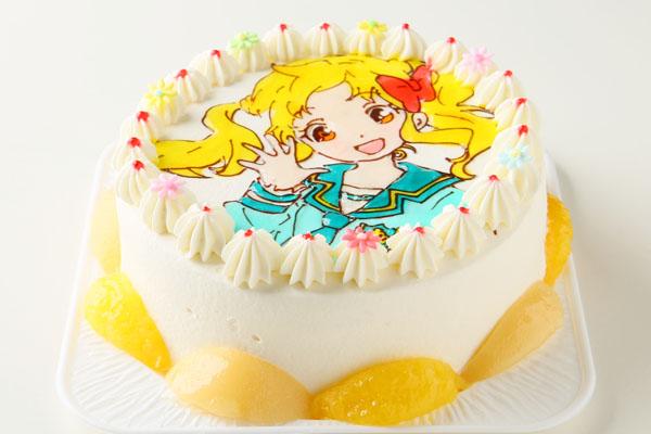 イラストケーキ 5号 15cmの画像4枚目