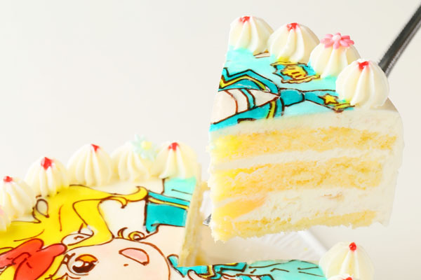 イラストケーキ 5号 15cmの画像5枚目