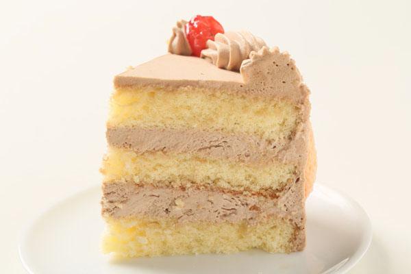 写真ケーキ 生チョコクリームタイプ(15cm) 5号の画像4枚目
