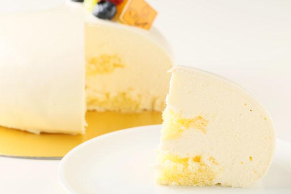 ハート型レアチーズケーキの画像5枚目