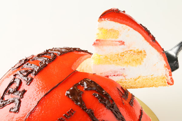 立体キャラクターケーキ 6号 18cmの画像5枚目