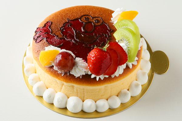 イラスト1体のみ お絵かきケーキ 5号 15cmの画像5枚目