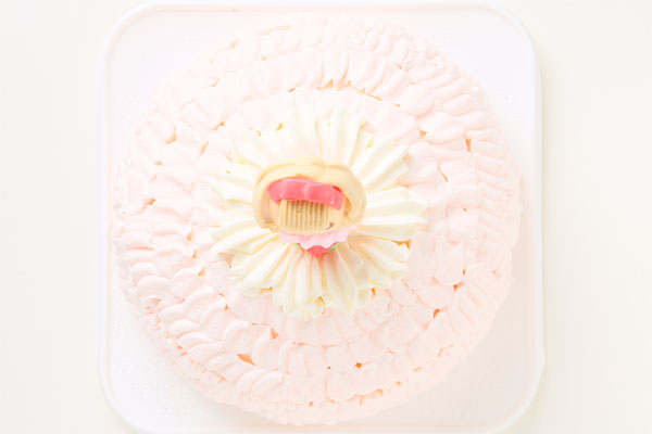 ドールケーキ 5号 15cmの画像2枚目
