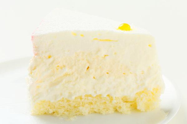 【1日限定2台!】沖縄県産シークァサーのレアチーズケーキ 5号の画像4枚目