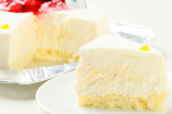 【1日限定2台!】沖縄県産シークァサーのレアチーズケーキ 5号の画像5枚目