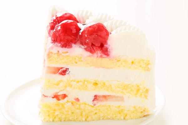 いちごの生デコレーションケーキ 5号の画像4枚目