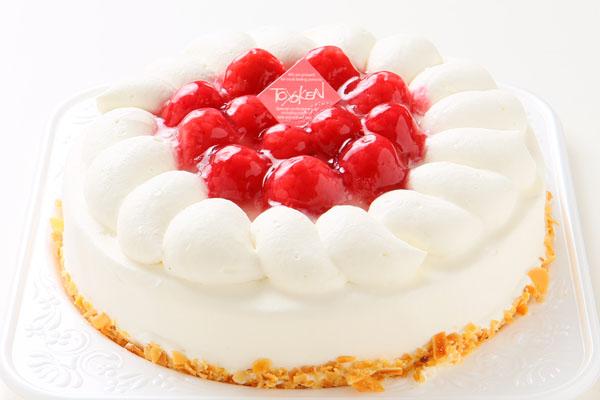 木苺のレアチーズケーキ 5号