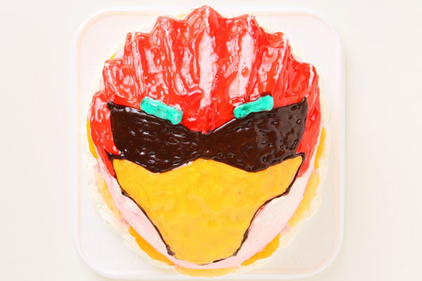 立体ケーキ5号の画像5枚目