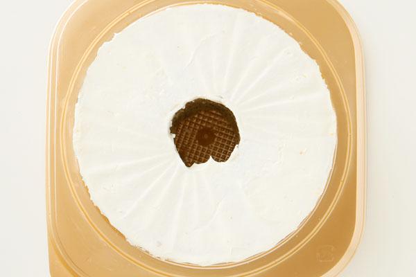 紅茶のシフォンケーキ15cmの画像2枚目