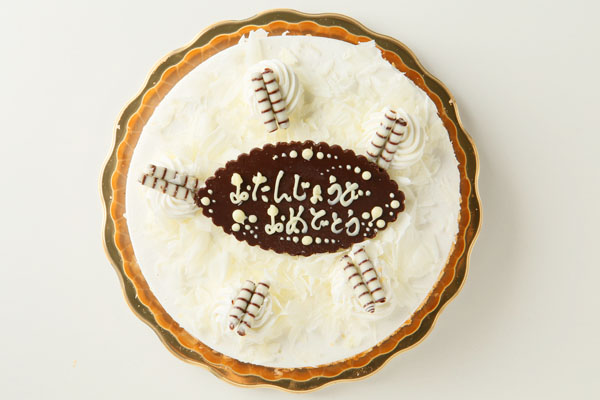 レアチーズケーキ 5号 15cmの画像2枚目