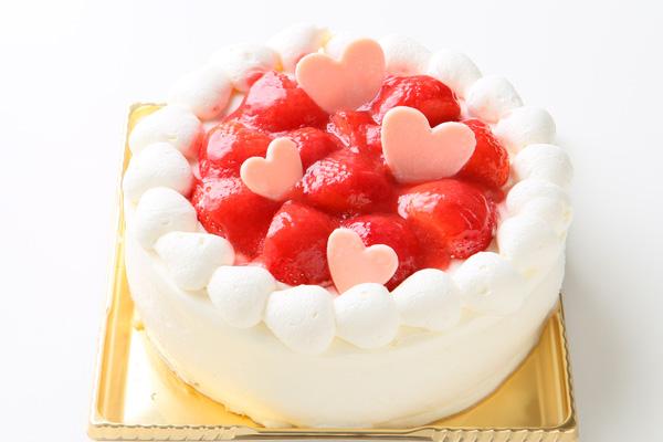 イチゴのショートケーキ 5号の画像1枚目
