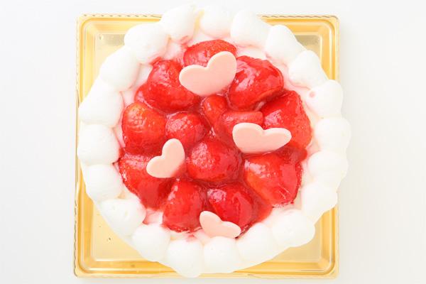 イチゴのショートケーキ 5号 15cmの画像2枚目