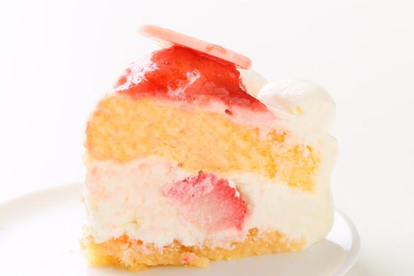 イチゴのショートケーキ 5号 15cmの画像4枚目