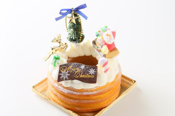 【クリスマスケーキ2016】ノエル クーヘン