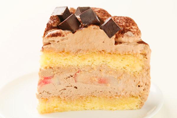チョコレートケーキ 5号 15cmの画像4枚目