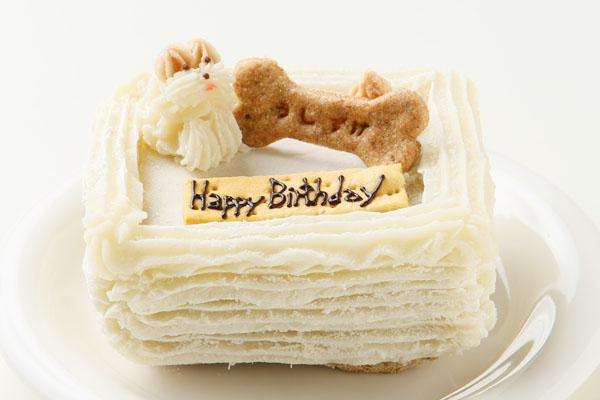 焼肉屋さんが作る、愛犬用バースデー肉ケーキ